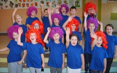 Klasa 1A - Szkoła Podstawowa nr 12 w Szczecinie