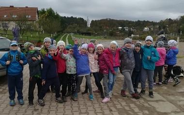 Klasa 1c Szkoła Podstawowa nr 74 w Szczecinie