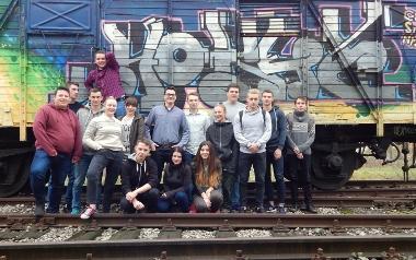 Klasa 4ET - Zespół Szkół Transportowo-Komunikacyjnych w Lublinie