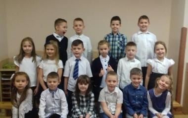 Klasa Ib SP Maszewo