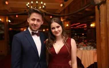 Maria Kranz i Krzysztof Hnatuśko z AZSO w Chorzowie