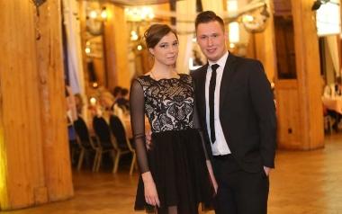 Natalia Foks i Damian Hejdysz z II LO w Mikołowie