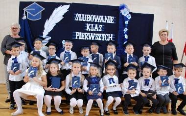 Publiczna Szkoła Podstawowa numer 20, imienia Obrońców Pokoju w Radomiu. Klasa 1A