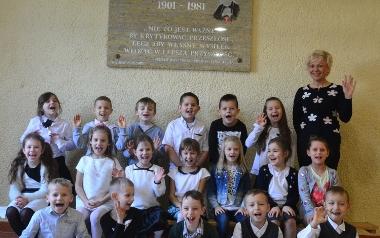 Publiczna Szkoła Podstawowa numer 31, imienia Kardynała Stefana Wyszyńskiego w Radomiu. Klasa 1B