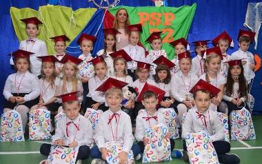 Publiczna Szkoła Podstawowa numer 32, imienia Marszałka Józefa Piłsudskiego w Radomiu. Klasa 1A