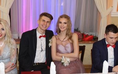 Sara Kalinowska i Mateusz Żukowski z I LO w Świętochłowicach