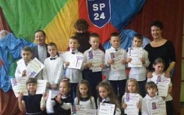 Szkoła Podstawowa Nr 24 Superpierwszaki