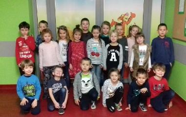 """Szkoła Podstawowa """"TAK"""" klasa 1 a"""