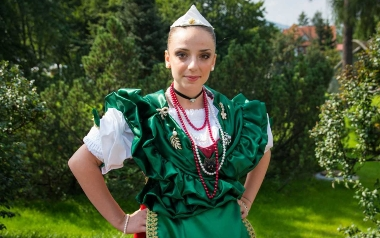 Arianna Volante, Gruppo Folk Ciociario Valle di Comino, Włochy