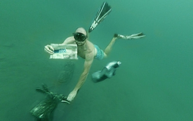 Czy na lądzie, czy pod wodą - NTO mam ze sobą