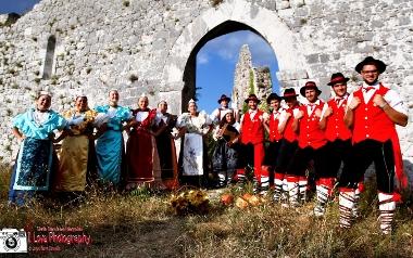 GruppoFolkCiociario Valle di Comino, Włochy