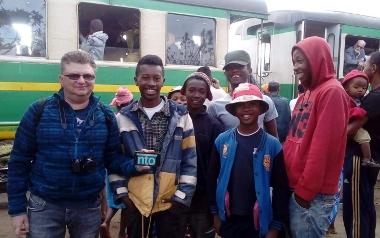 Jedyna czynna linia kolejowa na Madagaskarze i nto.pl!