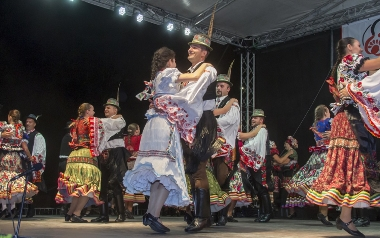 MatyóFolkdance Ensemble, Węgry