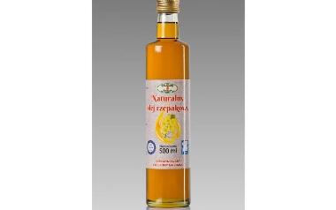 Naturalny olej rzepakowy