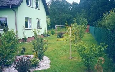 Ogród Anny Polak-Tondo ze Świętej Katarzyny, powiat kielecki