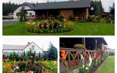 Ogród Katarzyny Sykuły w Koziej Woli, powiat konecki