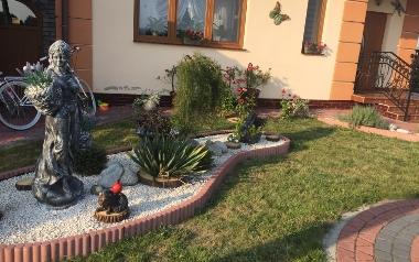 Ogród Małgorzaty Gajos w Słupi, powiat jędrzejowski