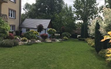 Ogród Natalii Grudzień z Ostrowca