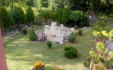 Ogród Pauliny Szwed w Jędrzejowie