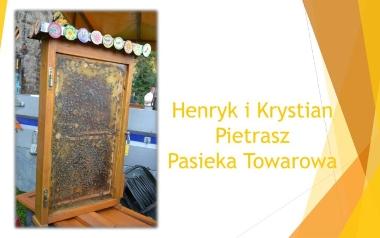 Pasieka Henryk i Krystian Pietrasz