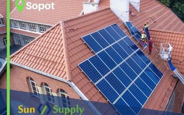 Prekursor w dziedzinie fotowoltaiki w Polsce - Firma SunSupply Sp. z o.o.