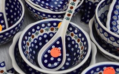 Produkty ceramiki bolesławieckiej