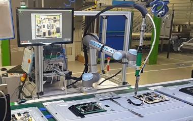 Screwdriver - zrobotyzowane stanowisko do montażu - Robotorium Sp. z o.o.