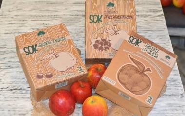 Sok jabłkowo-porzeczkowy Pamuła