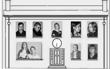 Teatr na Koziej – grupa zaawansowana (Podwórkowa Arena Absurdu)