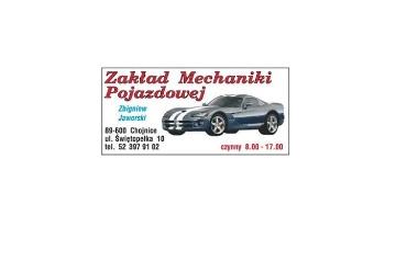 Zakład Mechaniki Pojazdowej Zbigniew Jaworski