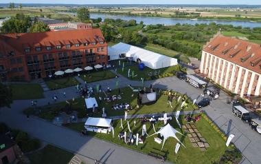 Zamek Gniew - Hotel Zamek Gniew