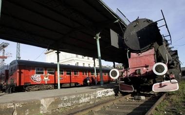 Dworzec Świebodzki - perony