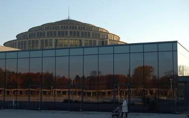 Wrocławskie Centrum Kongresowe przy Hali Ludowej