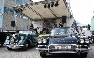 1 Śląski Zlot Pojazdów Zabytkowych Old Timers Garage