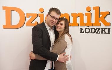 Maria Rzeszutek i Karol Badek