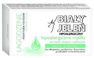 Hipoalergiczne kosmetyki pielęgnacyjne dla wrażliwych Biały Jeleń
