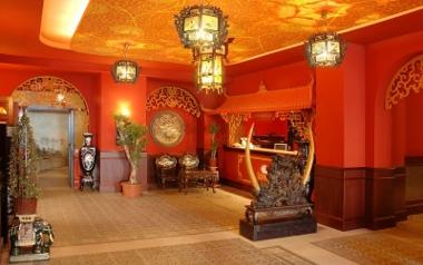 Hotel i Restauracja Lothus przy Wita Stwosza
