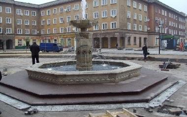 Tychy Plac św. Anny