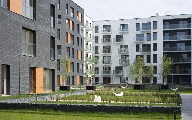 Apartamenty Novum przy ul. Rakowickiej 20