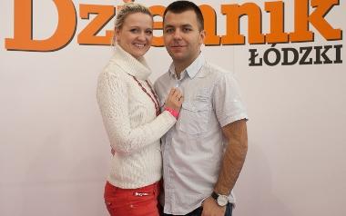 Izabela Gołębiewska i Dariusz Jurkiewicz
