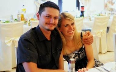 Paulina Szymańska i Krzysztof Seliga