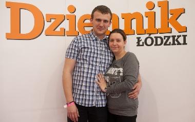 Michalina Bednarek i Emil Wolek