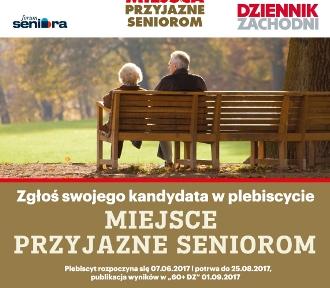 Miejsca przyjazne seniorom edycja 2017