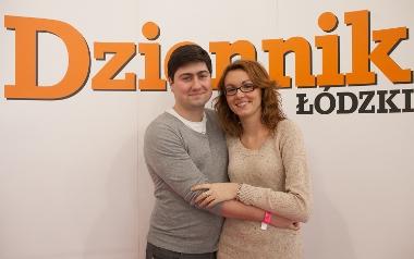 Martyna Majcherek i Karol Dłubak