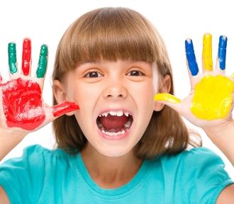 Maluch na okładkę - Dziewczynka 3-7 lat
