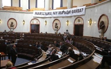 Kwiecień. Koniec koalicji PO-RAŚ. Ruch Autonomii Śląska przechodzi do opozycji