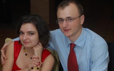 Anna Pawlak i Daniel Borkowski