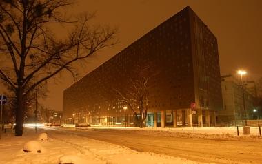 Serowiec - budynek C13 Politechniki Wrocławskiej