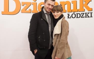 Kinga Frajkowska i Łukasz Sałaciński