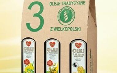 Oleje tradycyjne z Wielkopolski VITACORN
